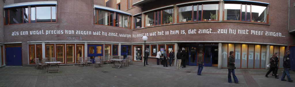 Lindenberg Theater in Nijmegen