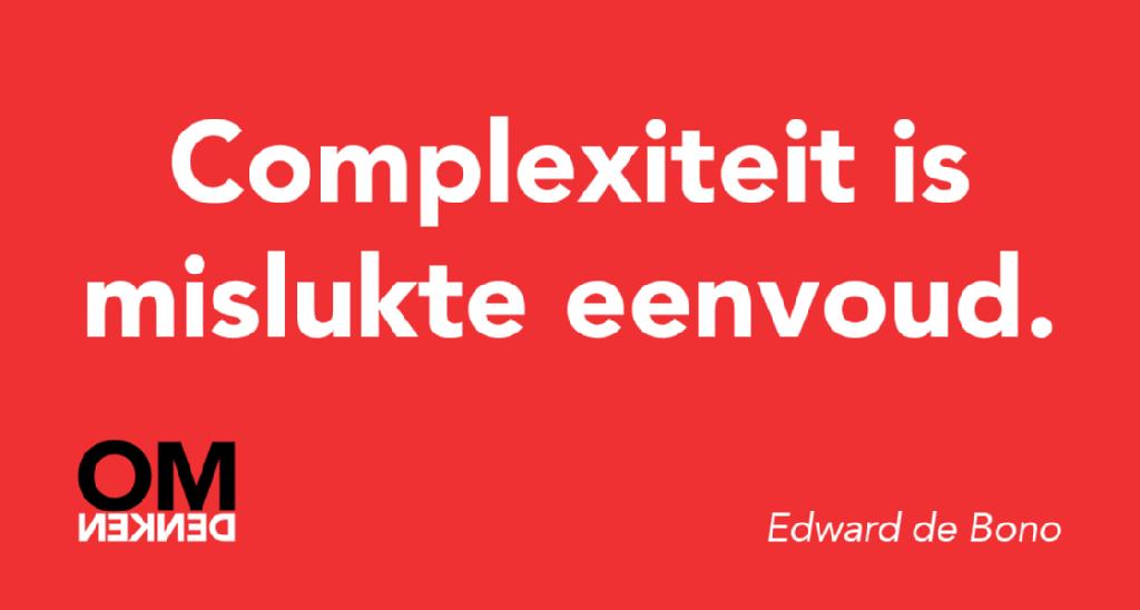 Citaten Over Eenvoud : Citaten reflect